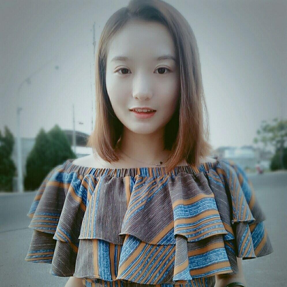 香港超可爱小女生