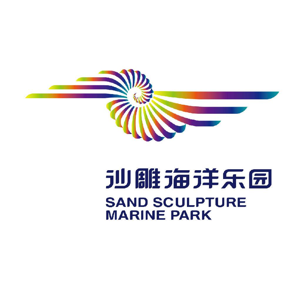 六安海洋大世界logo