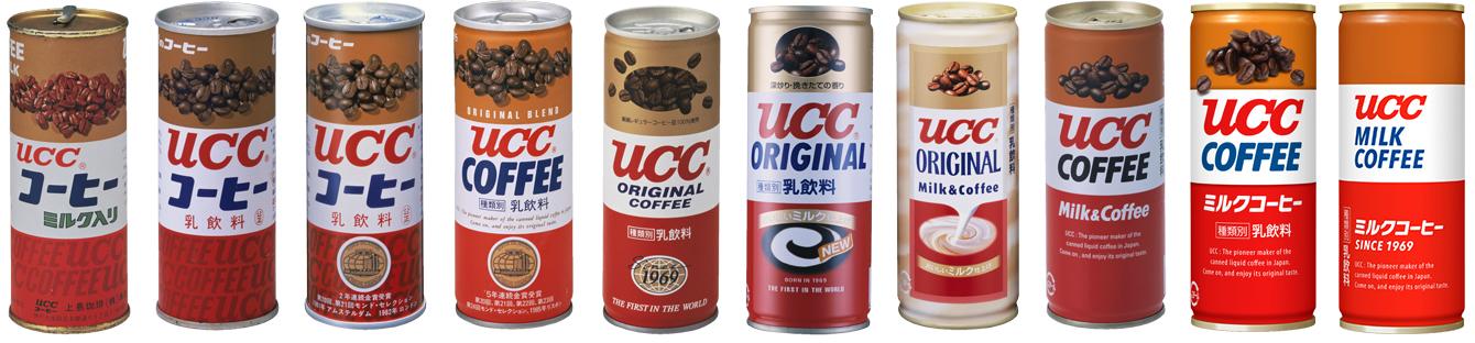 UCC牛奶咖啡