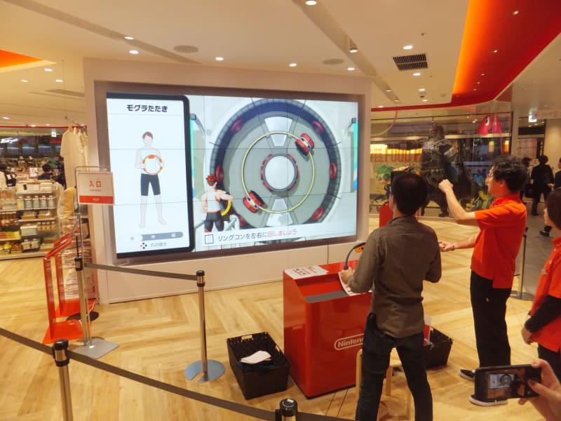 任天堂 直营店 Nintendo TOKYO 11_o