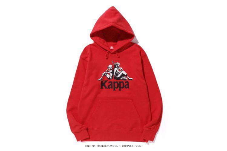 KAPPA 海贼王 ONE PIECE