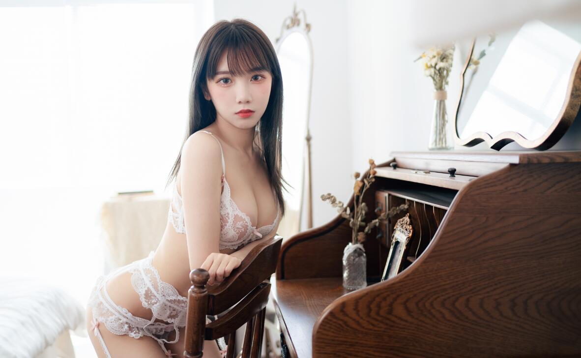果咩酱w NO.008 - 初恋女友[40P/755MB] (2)