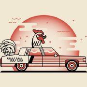 养鸡大王欧阳铁柱微博照片