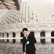 南京无痕接发T-ONE谷文微博照片