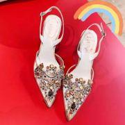 Bally乐福鞋Dior-miumiu高跟鞋