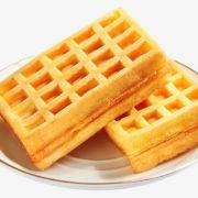 华夫饼特价贩售中微博照片