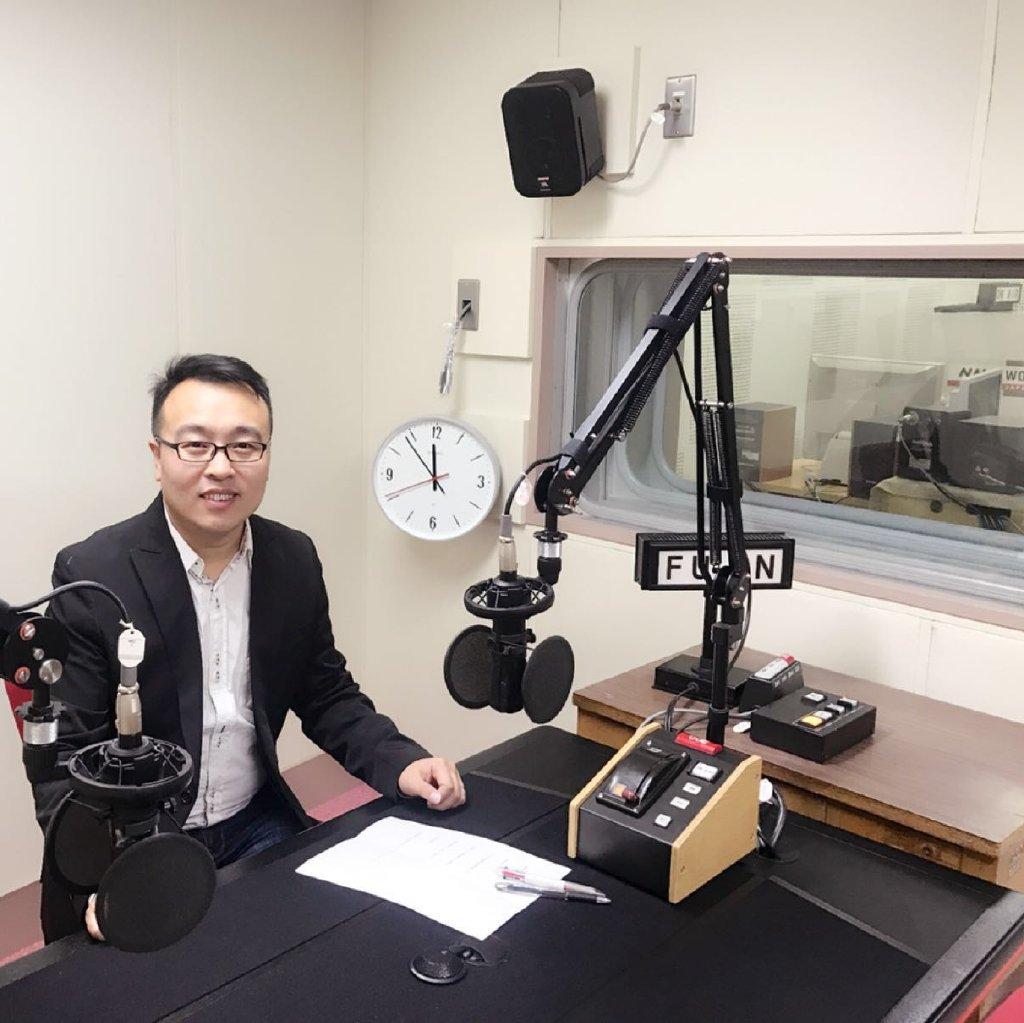 2014仁川亚运会中文大使,前媒体人