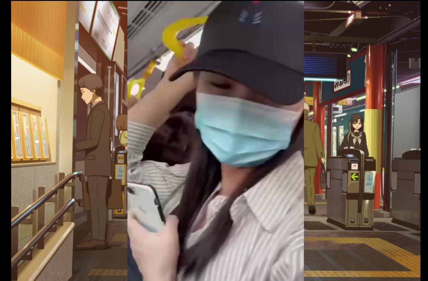 北京地铁三男一女大乱斗,警方通告-福利巴士