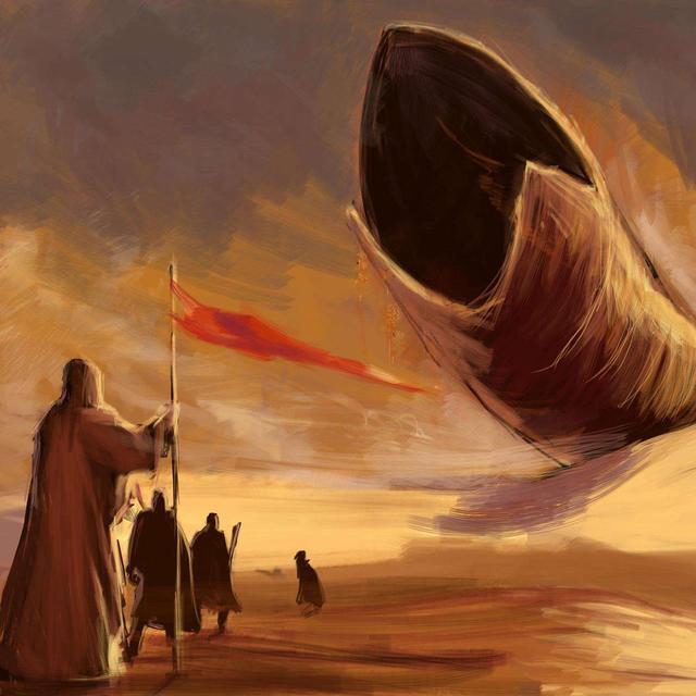 《沙丘》百度云网盘完整下载