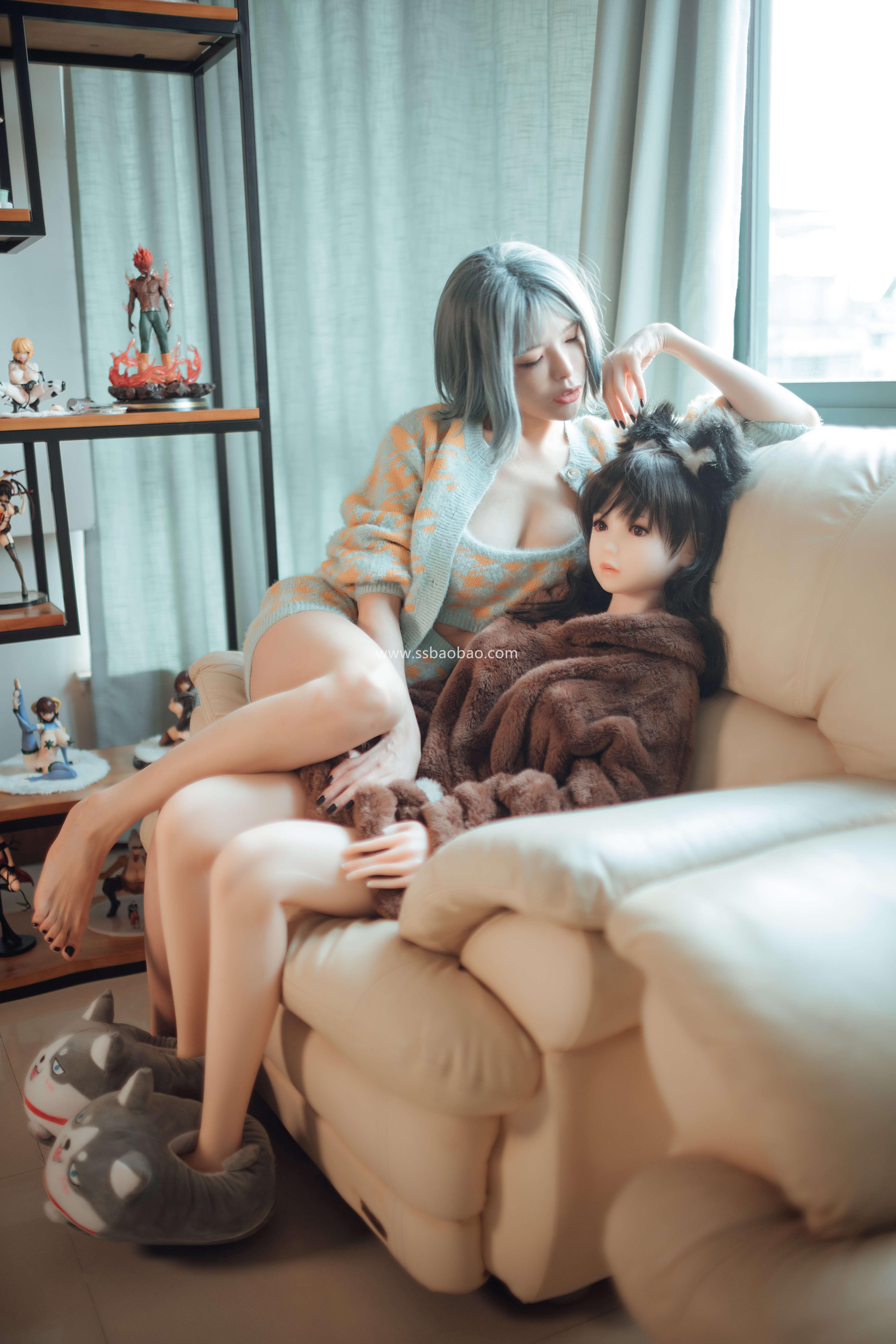 秋和柯基后期作品 H034 假娃娃[40P1V-786M]04