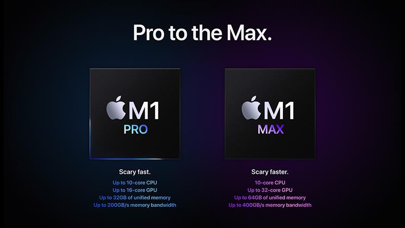 苹果M1 Max性能太过惊人!RTX 2080/PS5双双退散