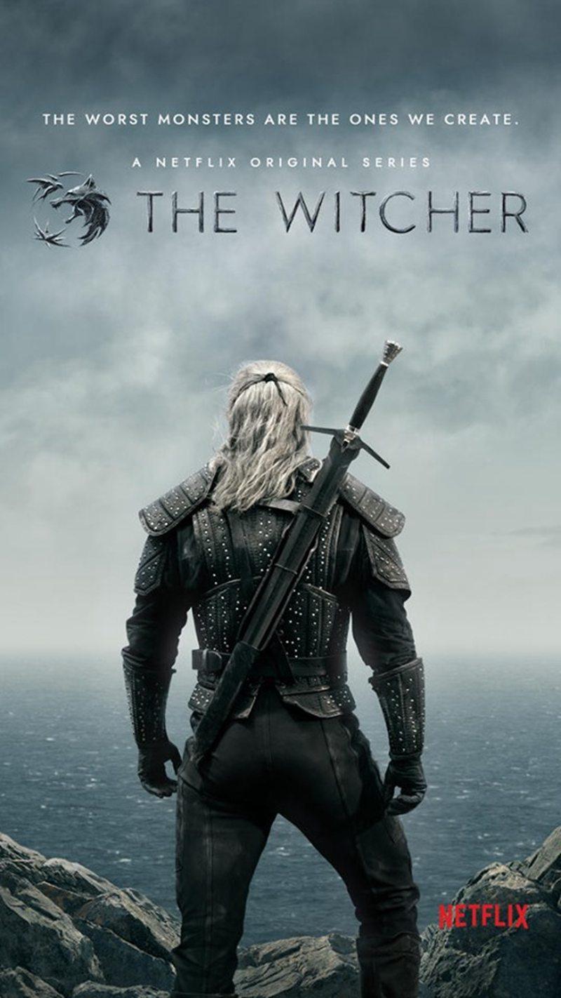 12月20日开播!Netflix真人版《巫师》预告片正式公开,亨利‧卡维尔说了《巫师3》里经典台词!插图