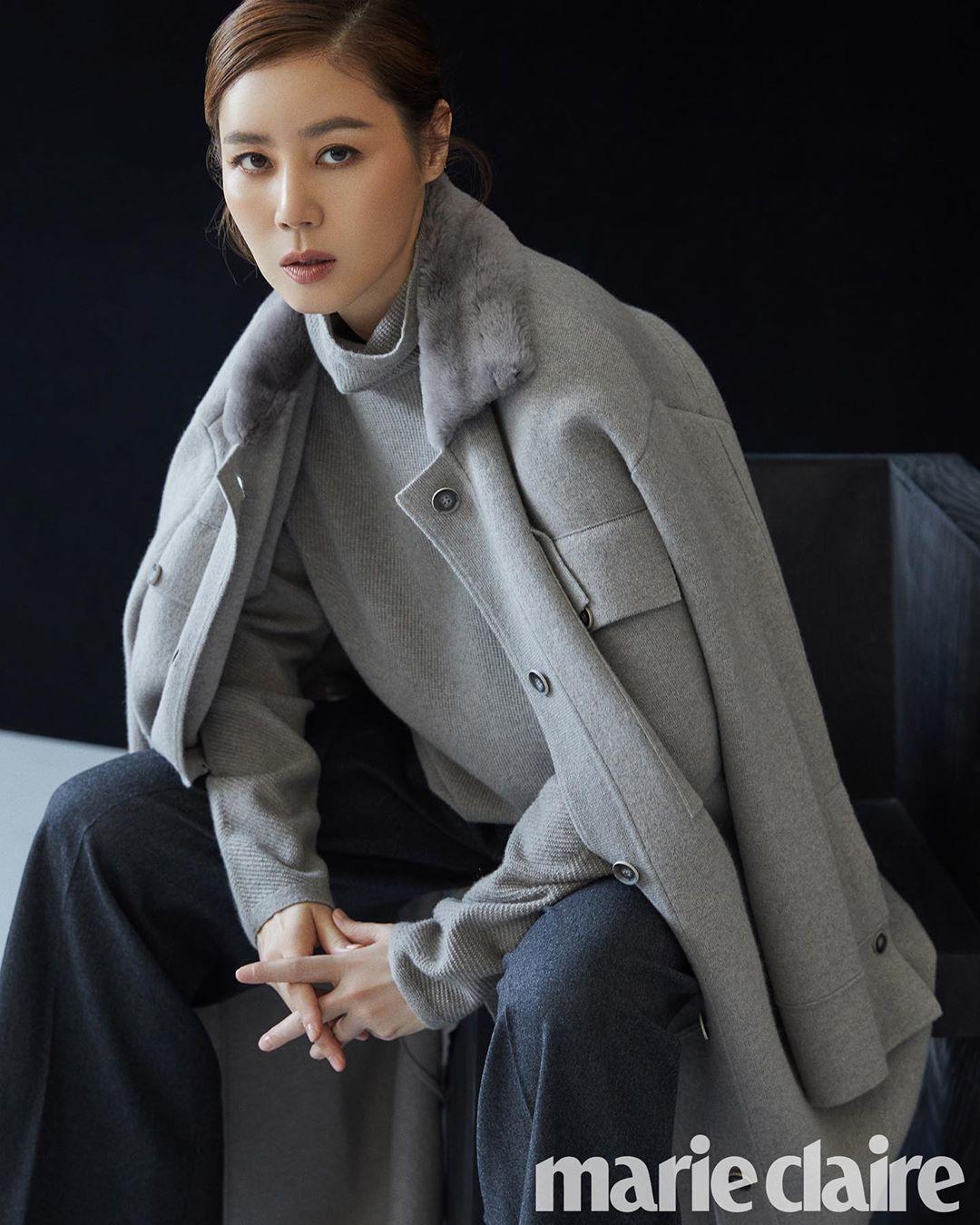 韩国冻龄美女演员当道!除了《夫妻的世界》金喜爱外还有她们!插图(11)