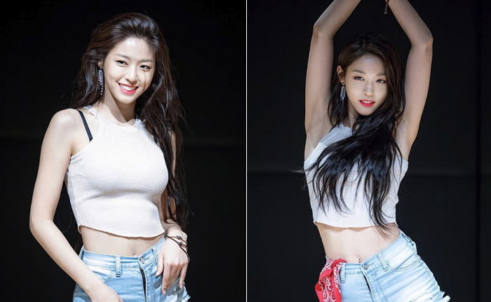 夏天来了身材不好,不好搭配衣服?看看这4位韩国女偶像的瘦身秘诀吧!插图2
