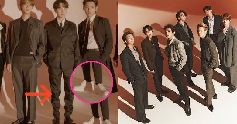 2020年因为这5位韩国偶像的糟糕穿搭,他们的造型师被粉丝骂惨了插图