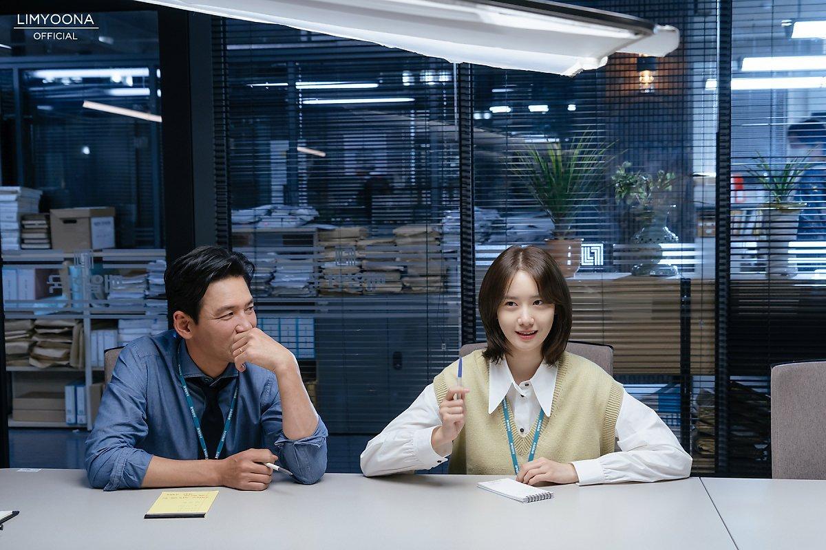 新剧《嘘》与影帝黄政民合作,林允儿演技大进步,哭戏获观众好评插图1