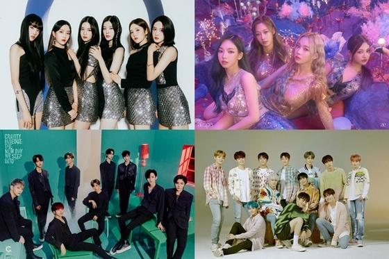 22位韩国娱乐公司代表票选2020年最佳新出道偶像团,这些团你pick了吗?插图