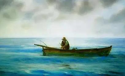 司机随笔《老人与海》的图片