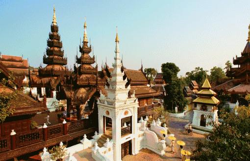 记忆中的泰国旅游