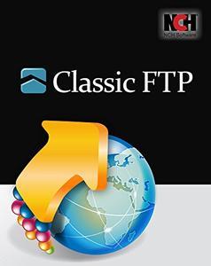 NCH ClassicFTP Plus 4.03 破解版 – 易于使用的FTP客户端