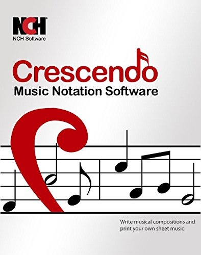 NCH Crescendo Masters 4.24 破解版 – 乐谱创作软件