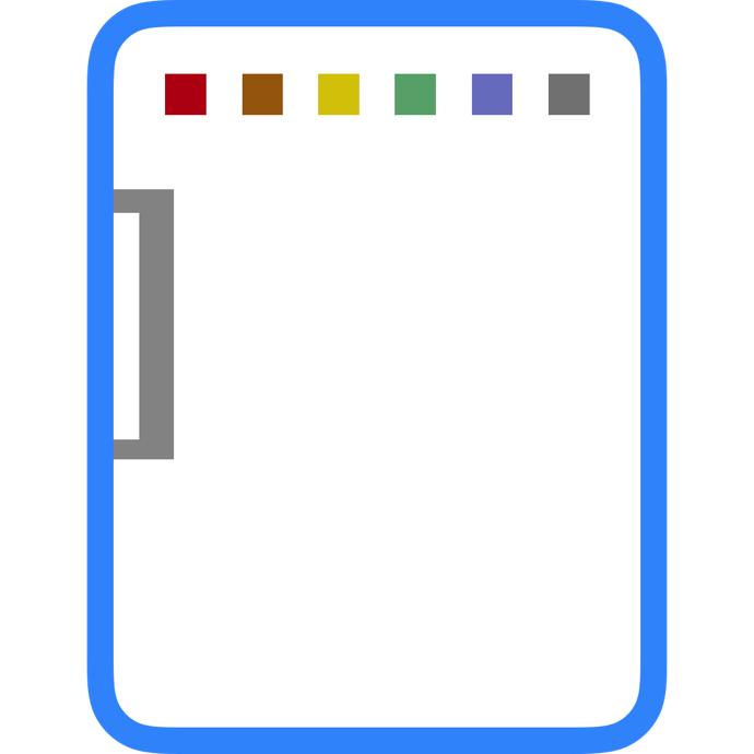 TextFridge 1.2.1 破解版 – 文本临时存储工具