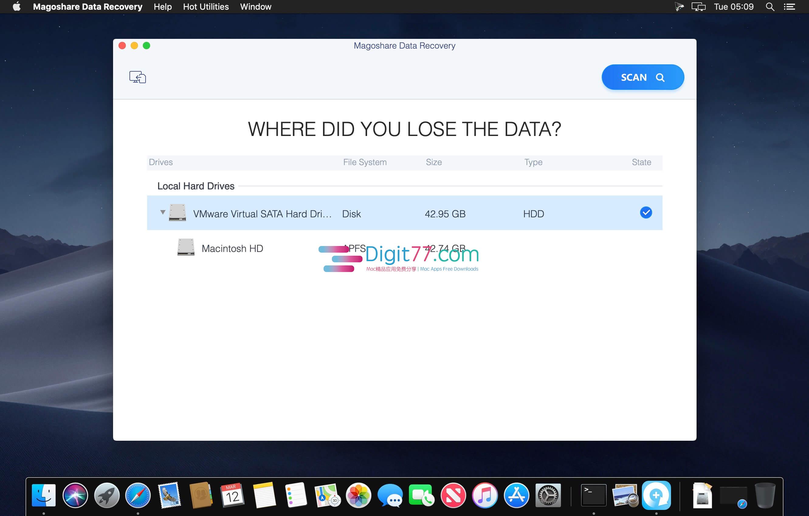 Magoshare Data Recovery