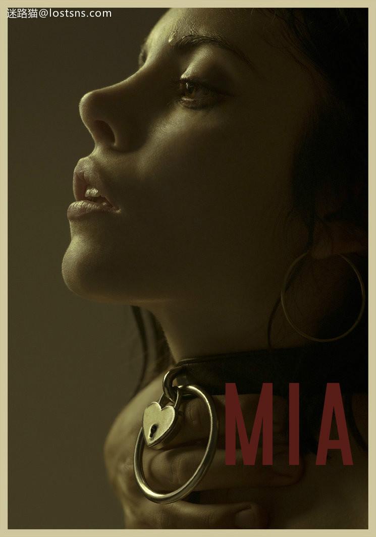 最强西班牙字母圈子短片《MIA》女主演Aya Wolf(附资料)已退网