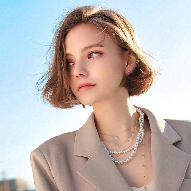 仿佛童话般的妖精美人《Chloe》,如同天使的精致容颜原来是真实存在的!