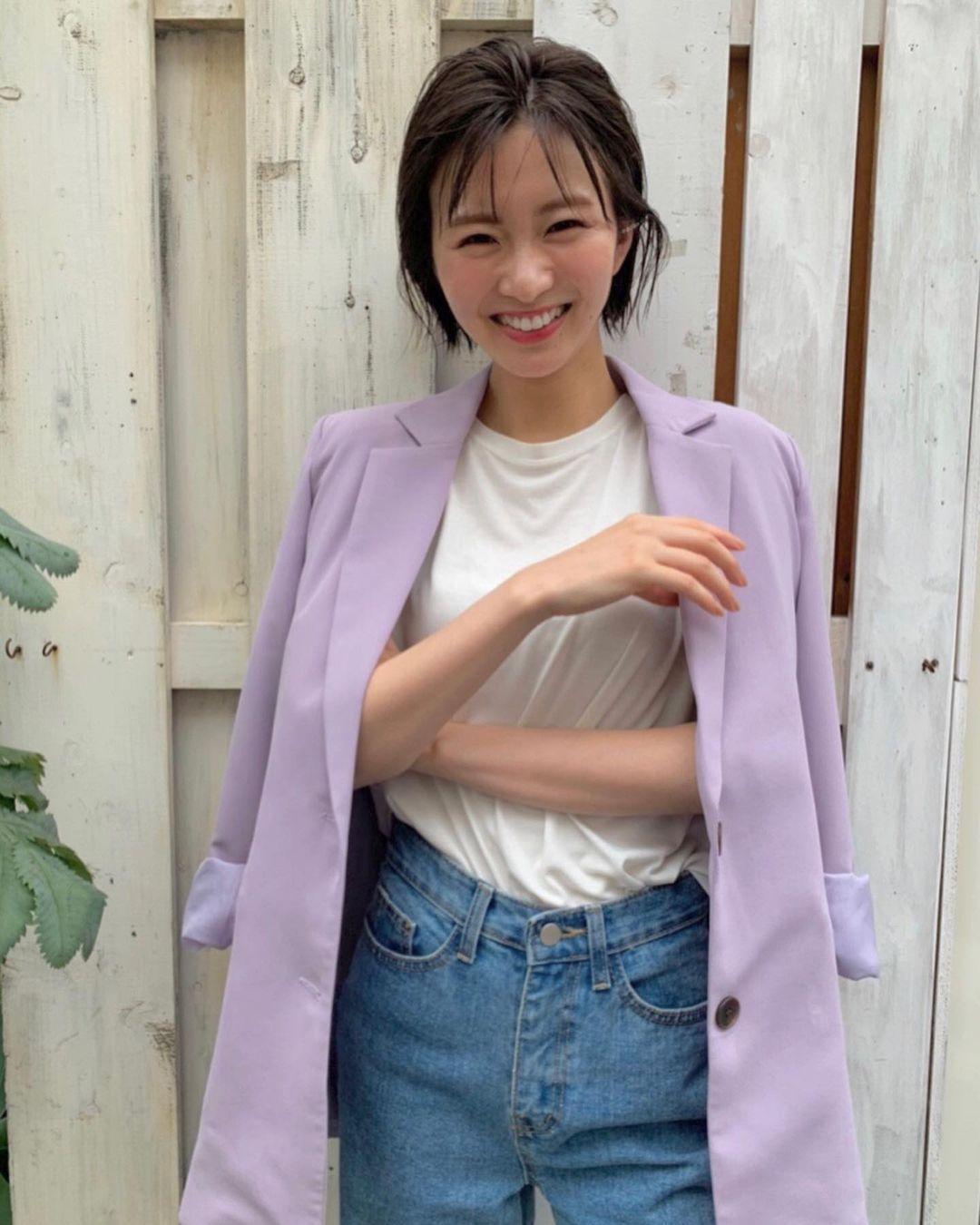 日系时尚杂志模特冈崎纱绘清甜笑容亲和力十足完全就是女友理想型 网络美女 第30张
