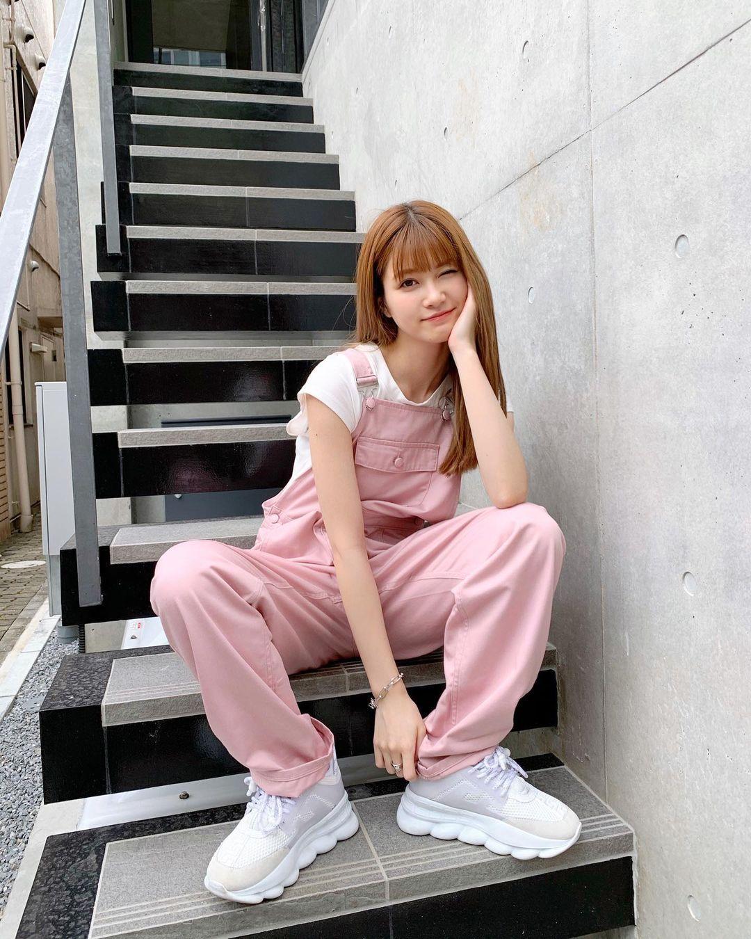 名古屋最可爱中学生生见爱瑠神级颜值美到让人窒息 网络美女 第4张