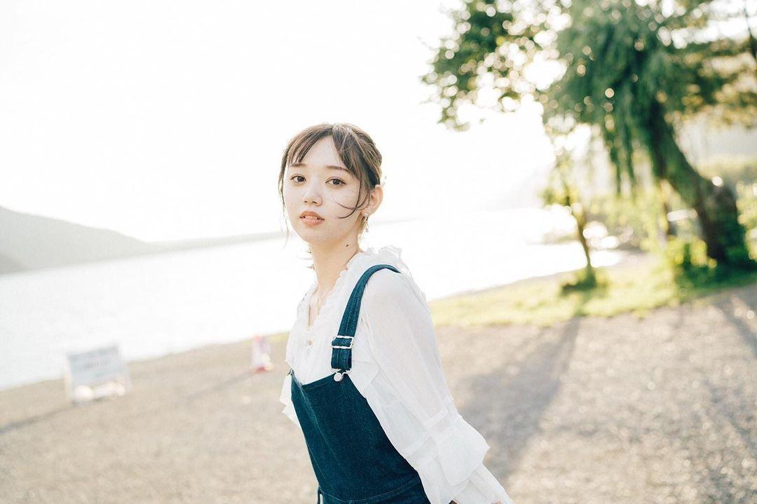 史上最可爱国中生江野沢爱美长大了.不只甜美笑容依旧,空灵气质更是疗愈人心 网络美女 第16张