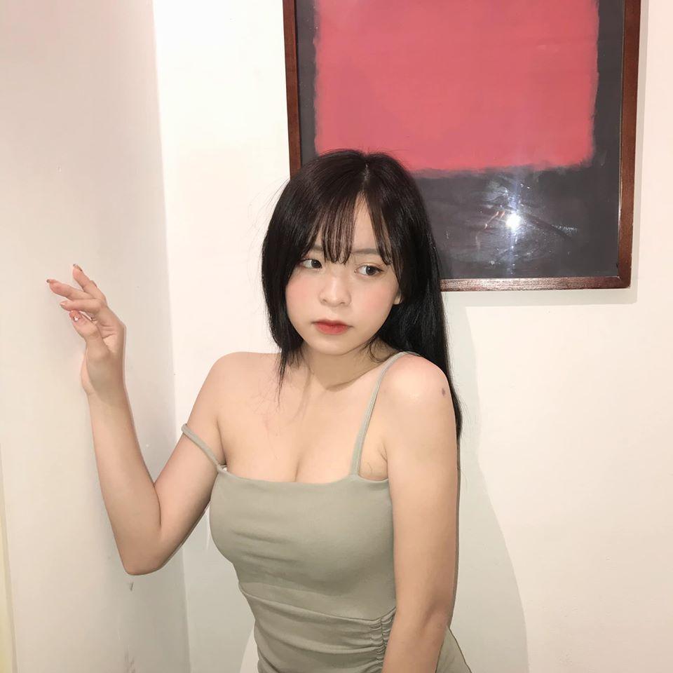 颜质超越女星!越南美少女《Chu Thị Khánh Vân》身材更是无可挑剔!-新图包