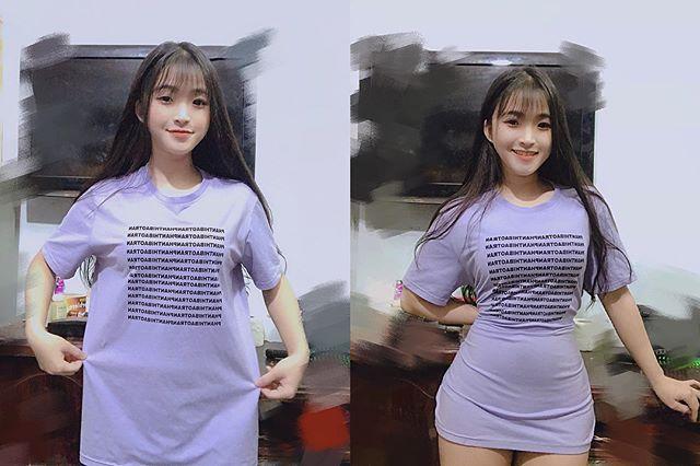 想认识一下!越南学生妹《Phan Thị Bảo Trân》腰瘦好优质!-新图包