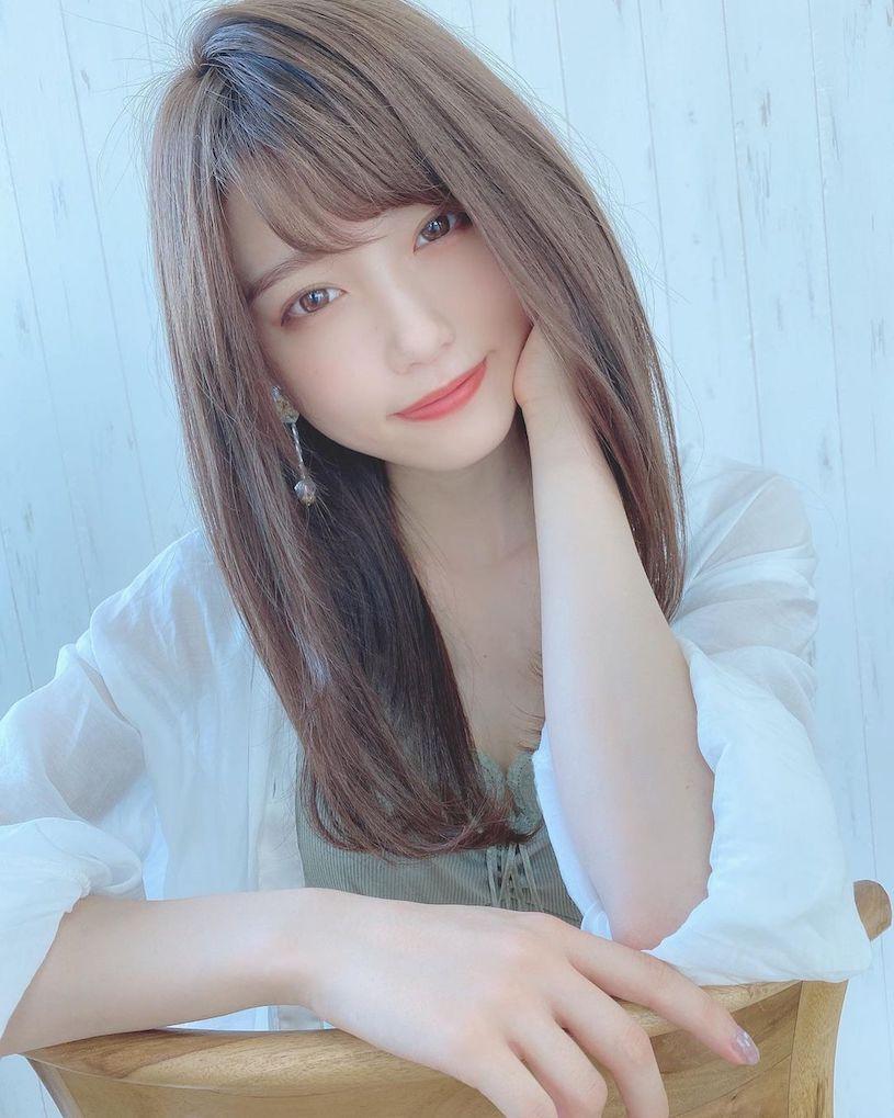 名古屋22岁美女大学生photomasyuro爱吃牡蛎 网络美女 第4张