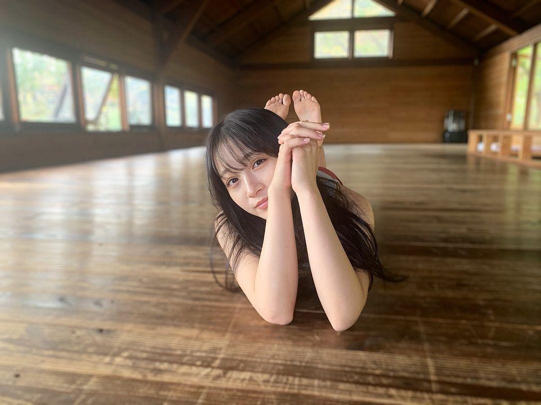 NMB48次世代王牌山本彩加引退转当护理师超暖原因让人更爱她了 网络美女 第11张