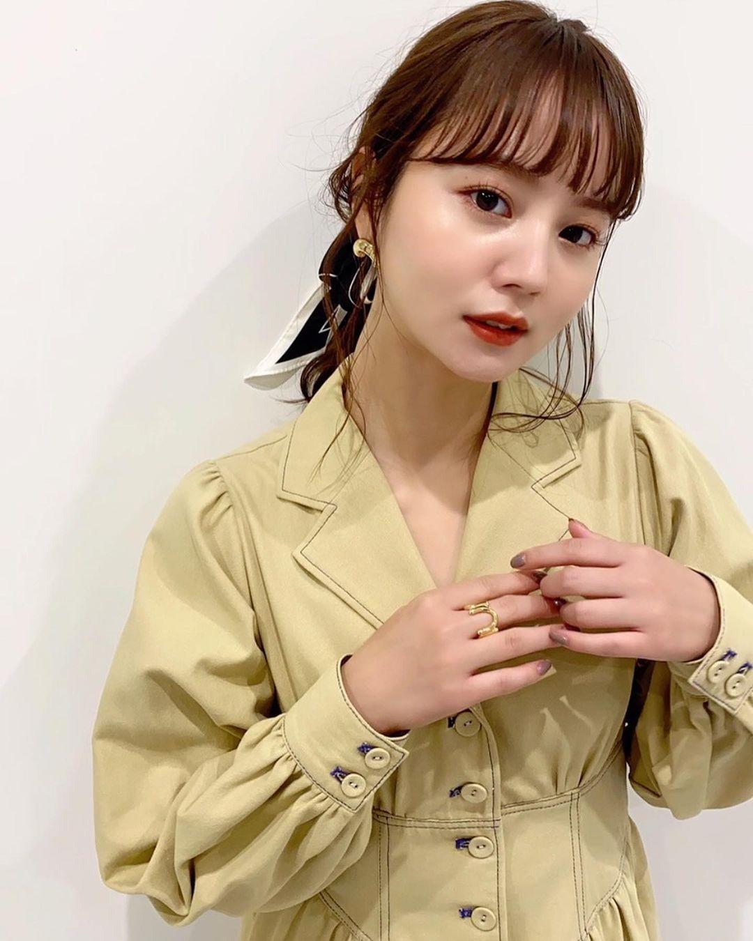 崛北真希妹妹NANAMI新生代清纯女 网络美女 第12张