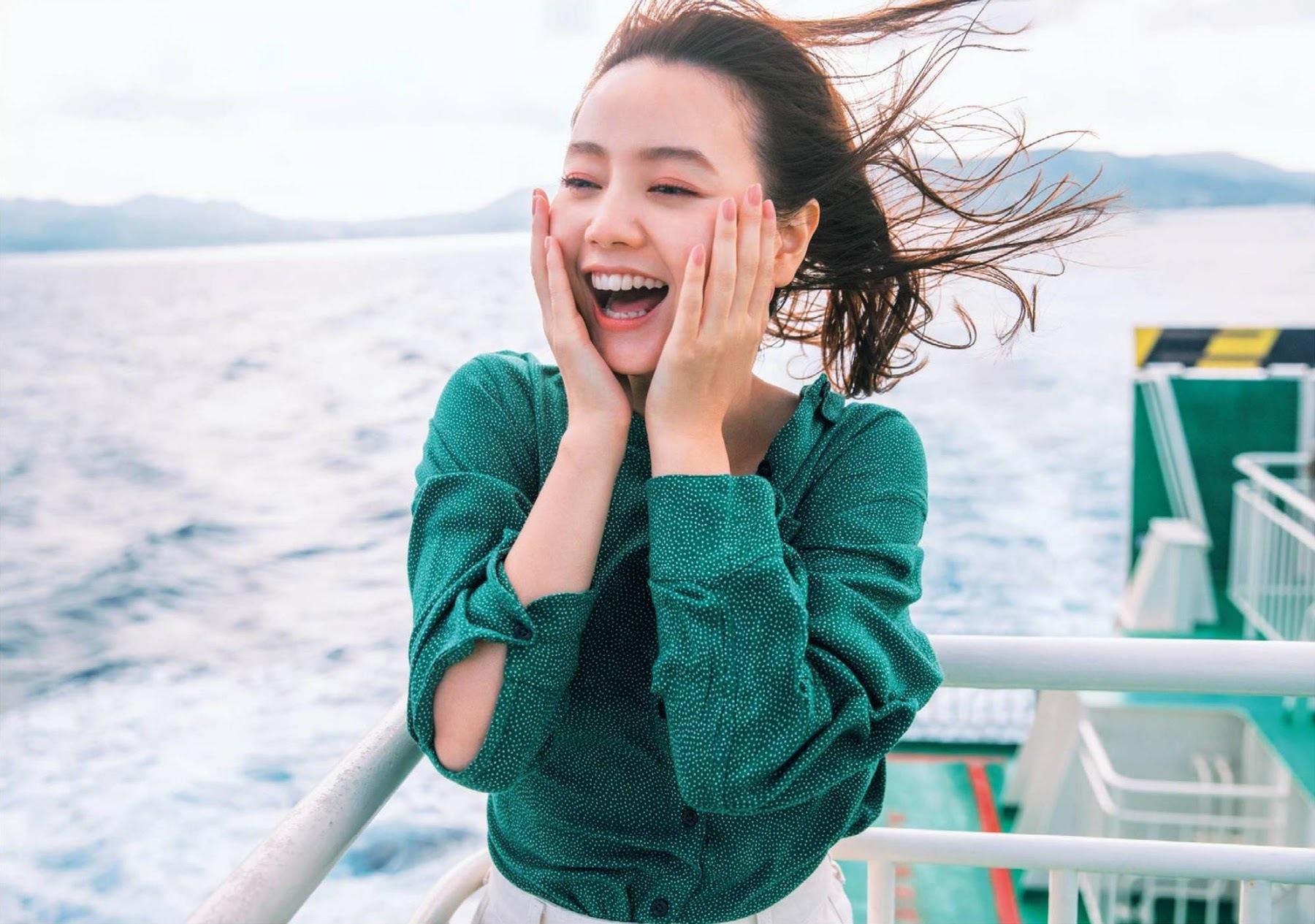 崛北真希妹妹NANAMI新生代清纯女 网络美女 第38张