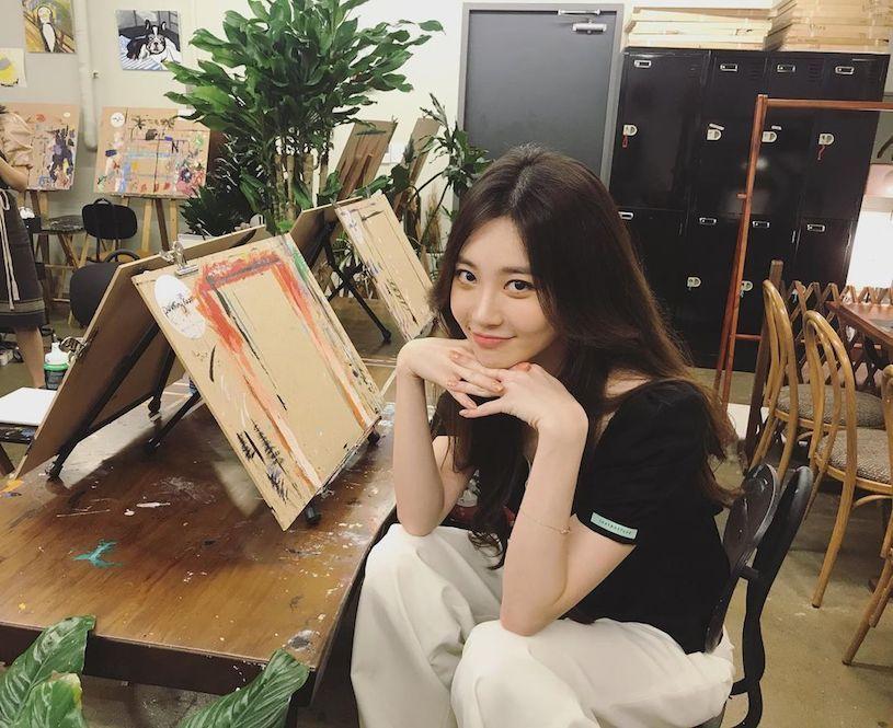充满艺术气息的韩国小姐姐Yura@yura_936 养眼图片 第5张