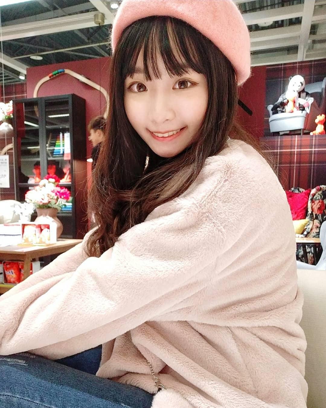 爱笑的眼睛!北艺大音乐系女神「林涵钰Ruri」超萌脸蛋让人融化了!-新图包