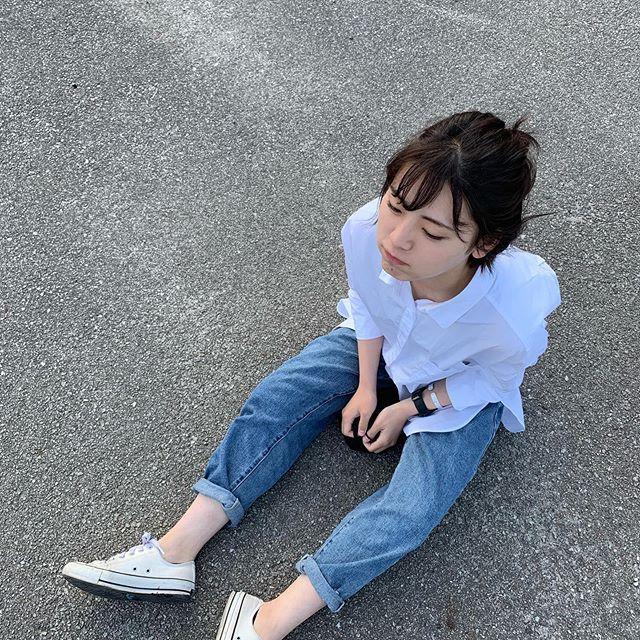 拥有掰弯的超能力.日本可爱透明系伪娘《井手上漠》帮你找回初恋的感觉. 网络美女 第18张