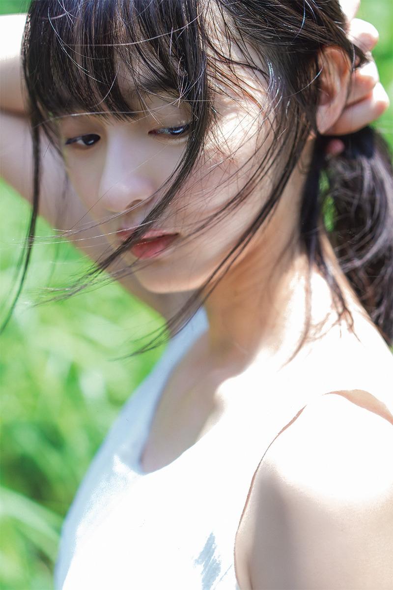 乃木坂46偶像远藤さくら开朗笑颜散发纯真气息 网络美女 第20张
