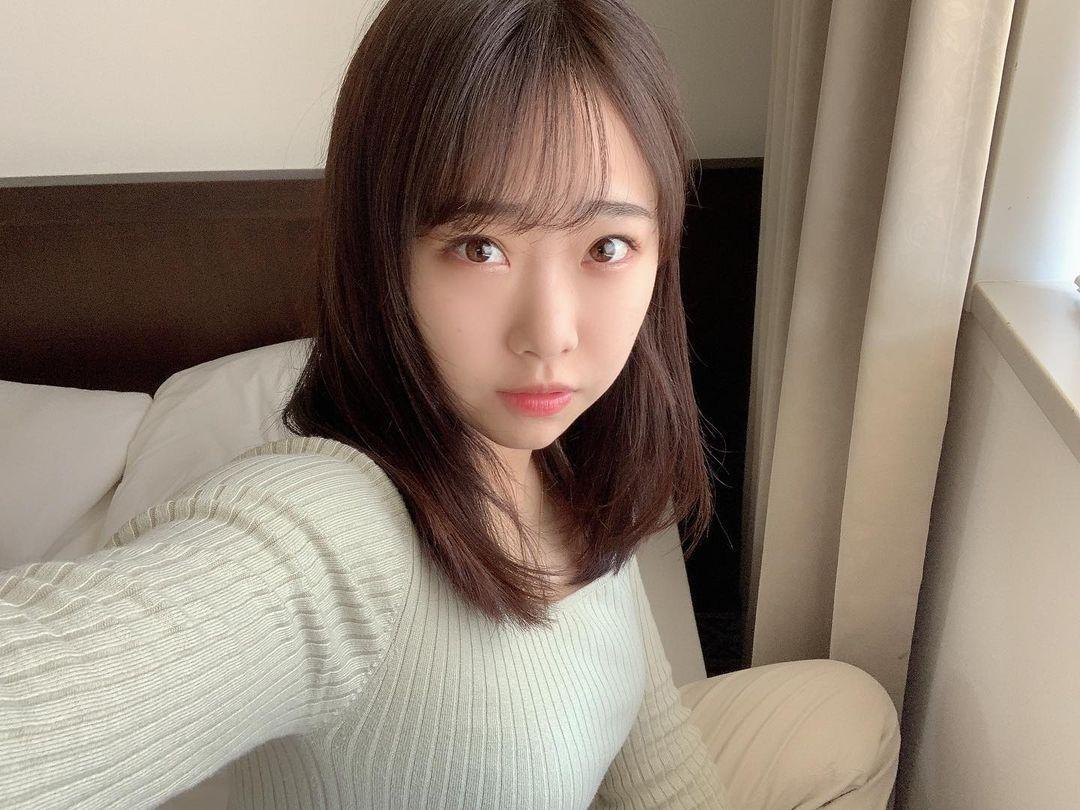 NMB48肉系偶像「加藤夕夏」肉感十足,邻家女孩感好亲近!