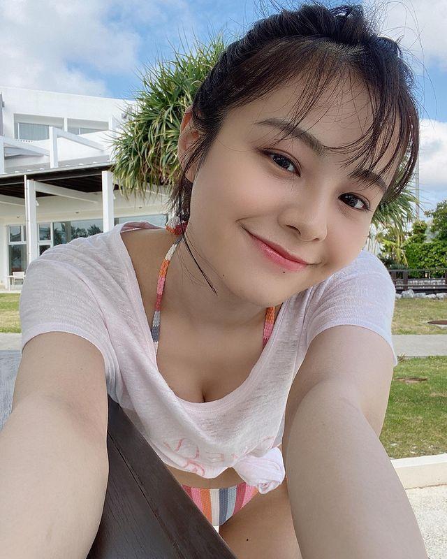 偶像团体NGT48成员《本间日阳》自带阳光的开朗少女!灿烂笑容散发初恋氛围 推软妹 第6张
