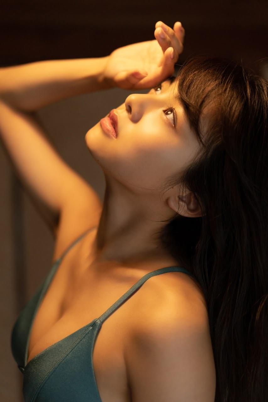 偶像团体NGT48成员《本间日阳》自带阳光的开朗少女!灿烂笑容散发初恋氛围 推软妹 第14张