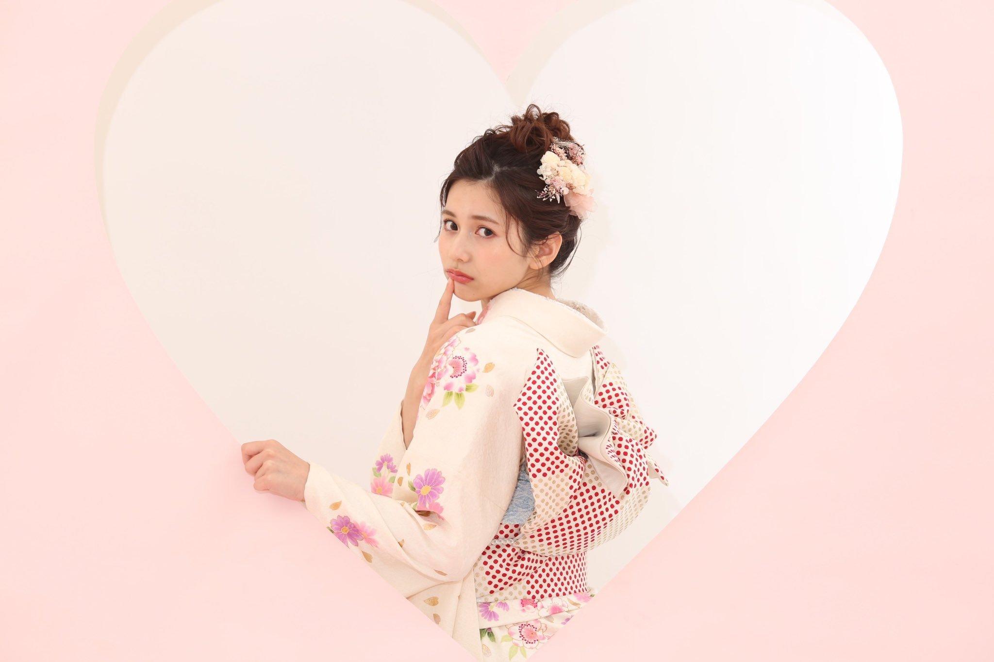 [日本]2020年杂志选美冠军新井遥超嫩脸蛋迷倒众人 养眼图片 第2张
