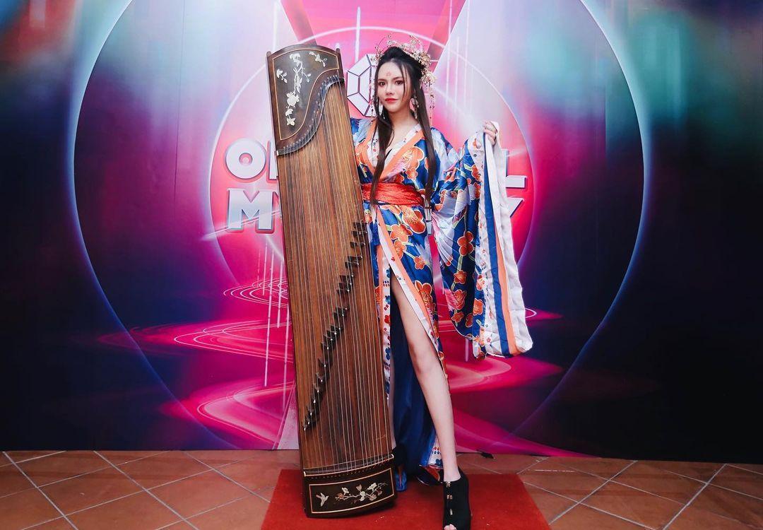 多才多艺音乐女孩「Queena莙莙」气充满仙气火辣身材无法忽视