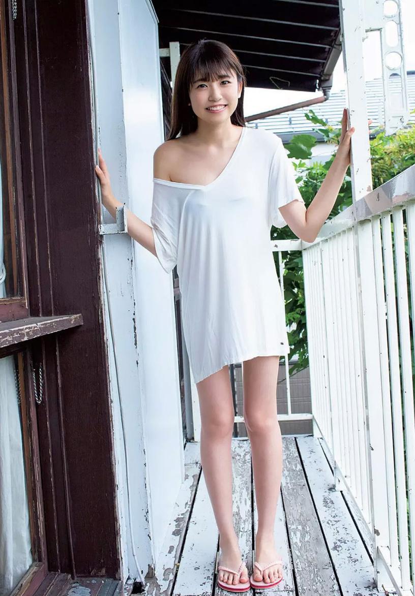 四国出身美少女「武田雏步」走邻家女孩路,清新气质女友感爆棚-新图包