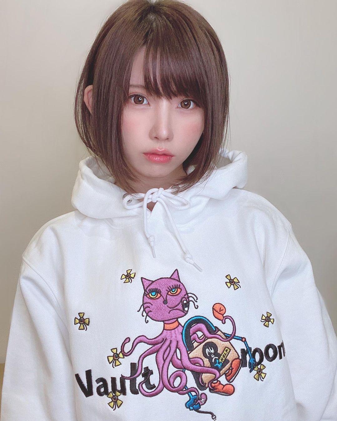 日本百万Coser 再出写真Enako 曝光短发+E造型散发青春活力 网络美女 第3张
