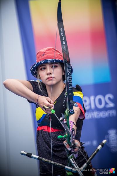[正妹]射的是穿心箭 东京奥运超正[哥伦比亚女神射箭手]一拉弓就射中网友们的心